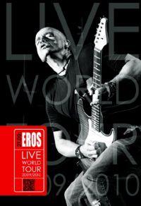 Cover Eros Ramazzotti - 21.00: Eros Live World Tour 2009/2010 [DVD]